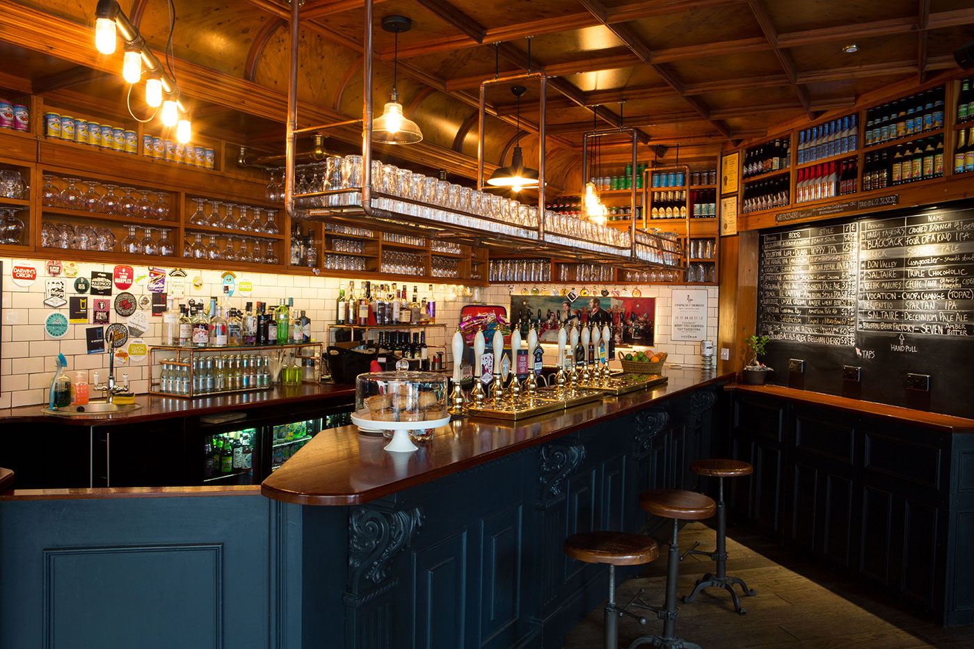 The Victorian Craft Beer Cafe